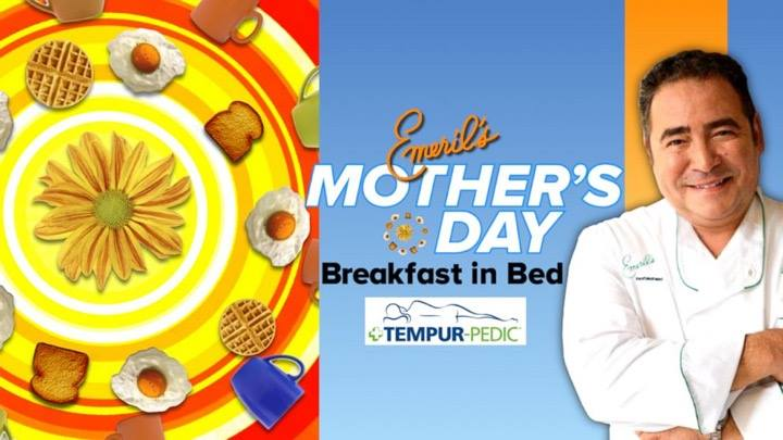 Emeril's Mother's Day