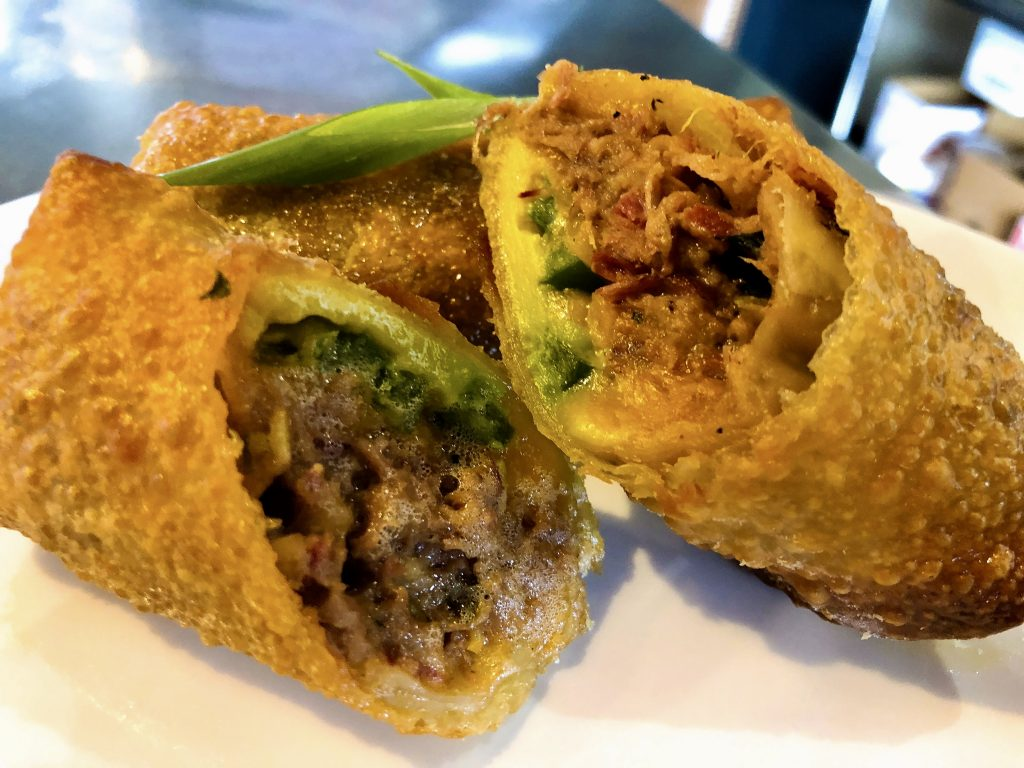 Hill Country Egg Rolls